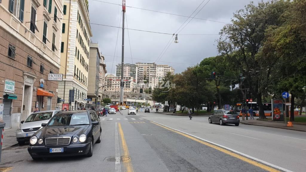 gru vernazza grattacielo brignole telecom