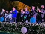 Il comizio del vicepremier Salvini ad Albenga