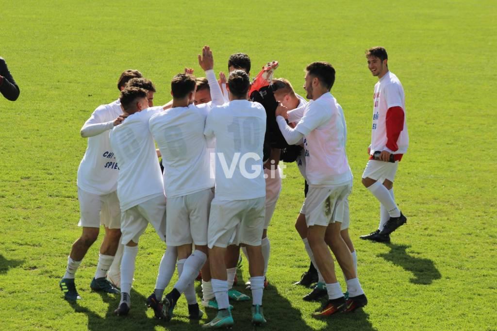 Il Vado esulta per la promozione in Serie D