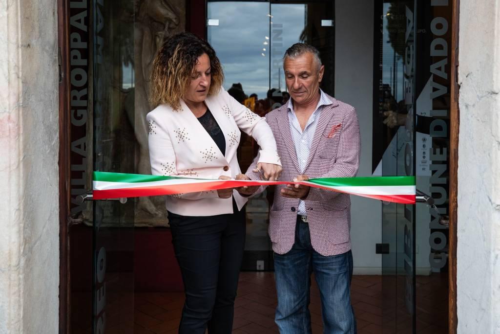 """""""Io, [Valerio]. Il mio tempo"""", inaugurata la mostra a Vado Ligure"""