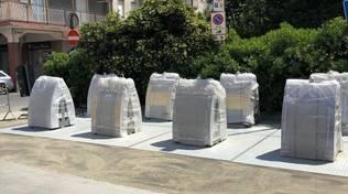 Isola Ecologica interrata Albenga