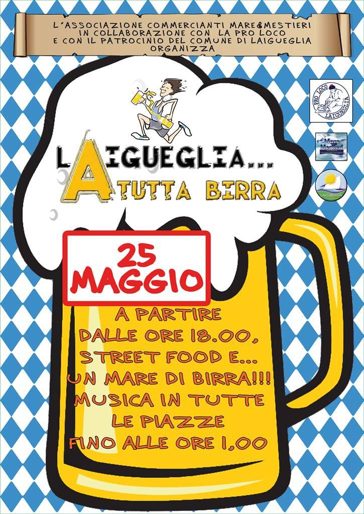Laigueglia... A Tutta Birra! 2019