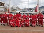 Loano, è iniziato il giro del mondo in barca a vela del medico Massimo Vecchietti
