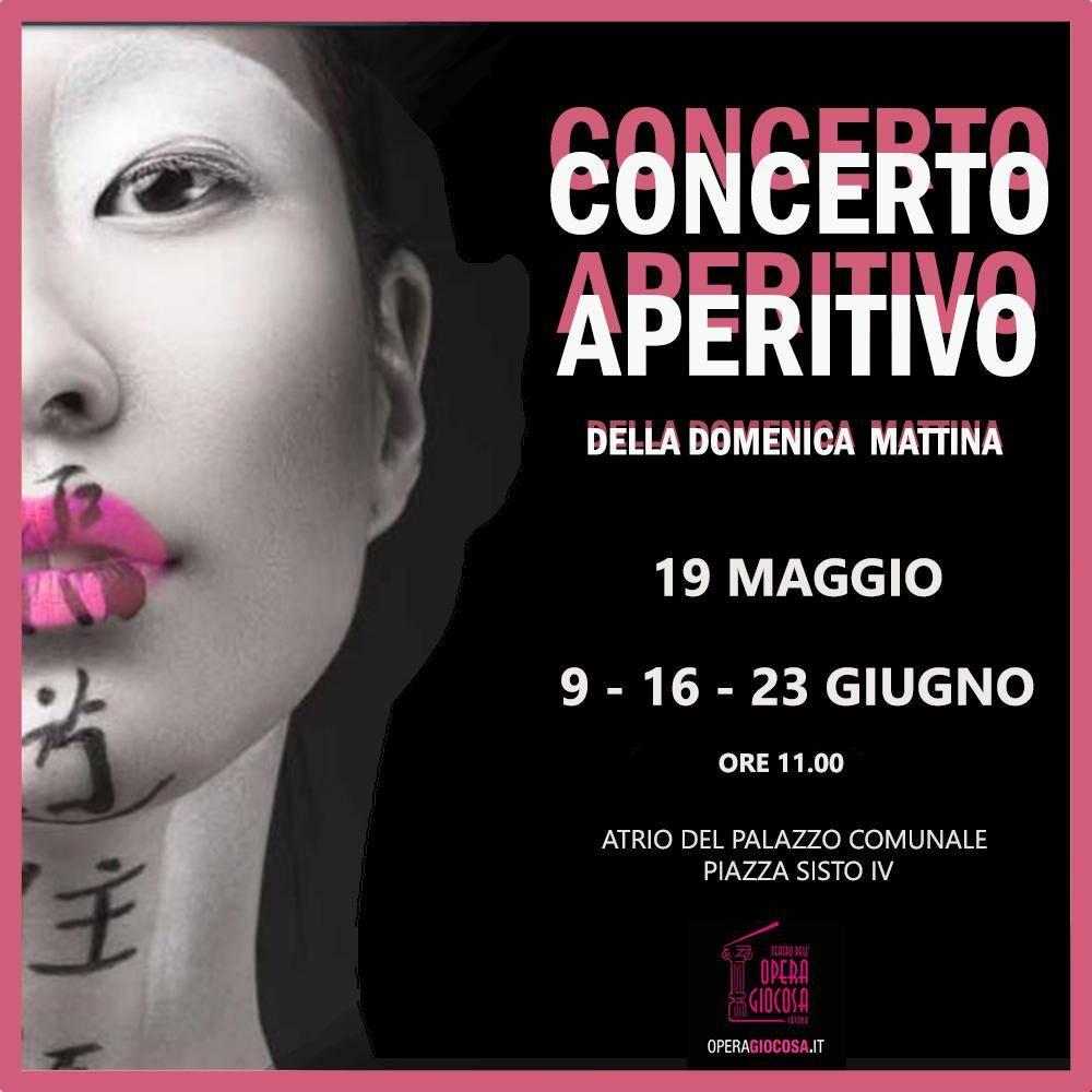 """""""Matinée Rossini"""" concerti Savona maggio - giugno 2019"""