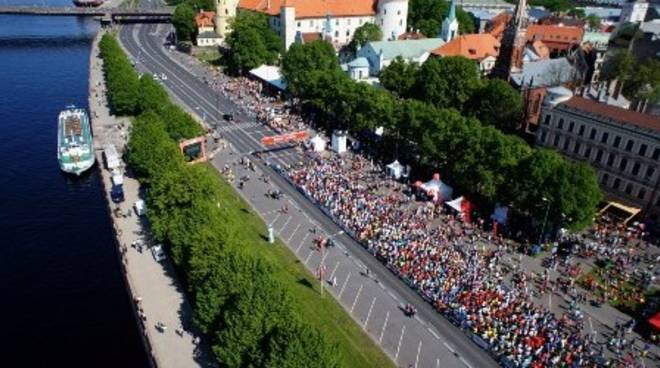 Maratona di Riga