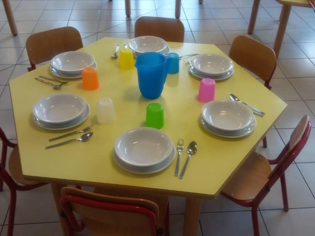 mensa scolastica calice