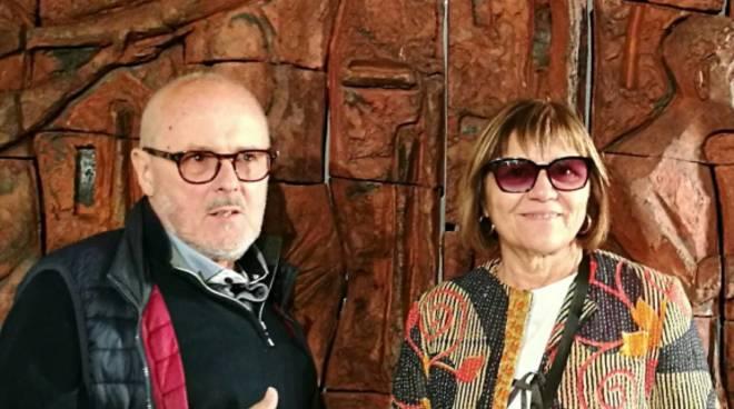 Mirta Morigi e Sandro Lorenzini