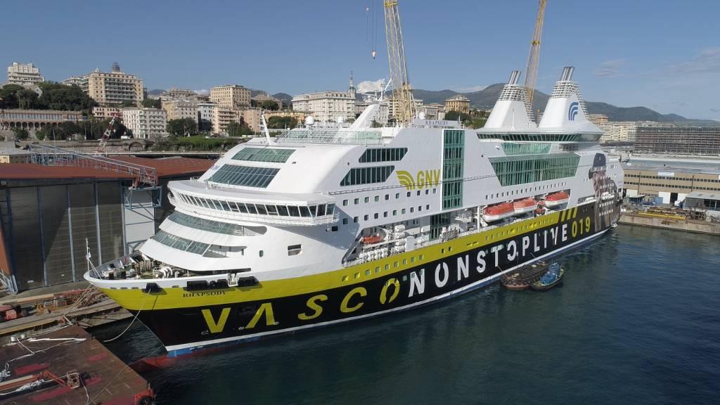 Nave Vasco rossi