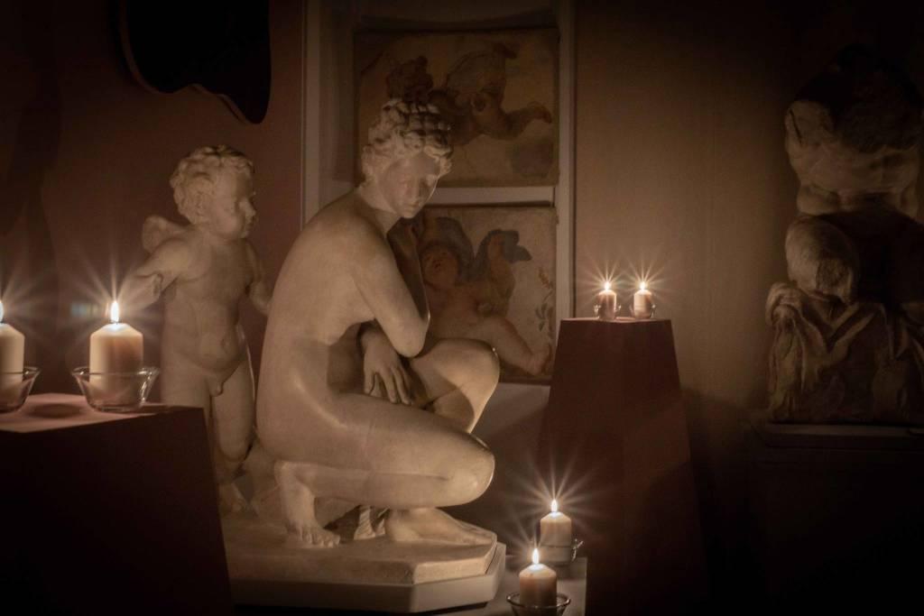notte musei accademia