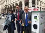 Nuove stazioni ricarica veicoli elettrici Savona e Genova