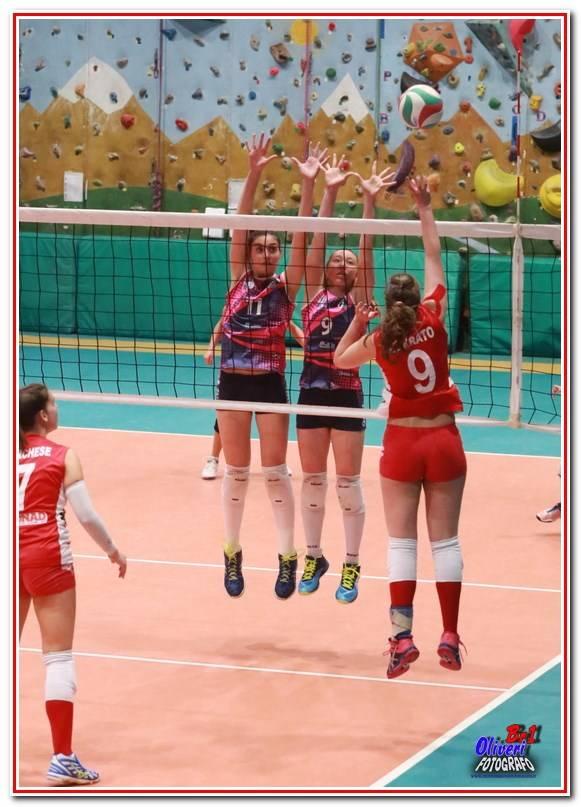 Pallavolo, playoff Serie C: Acqua Calizzano Carcare vs Admo Lavagna