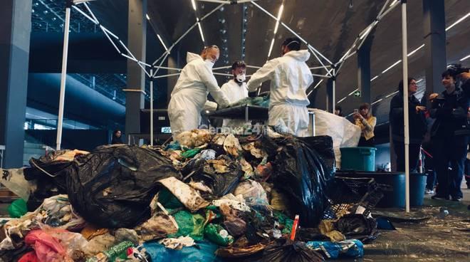 quartatura rifiuti amiu