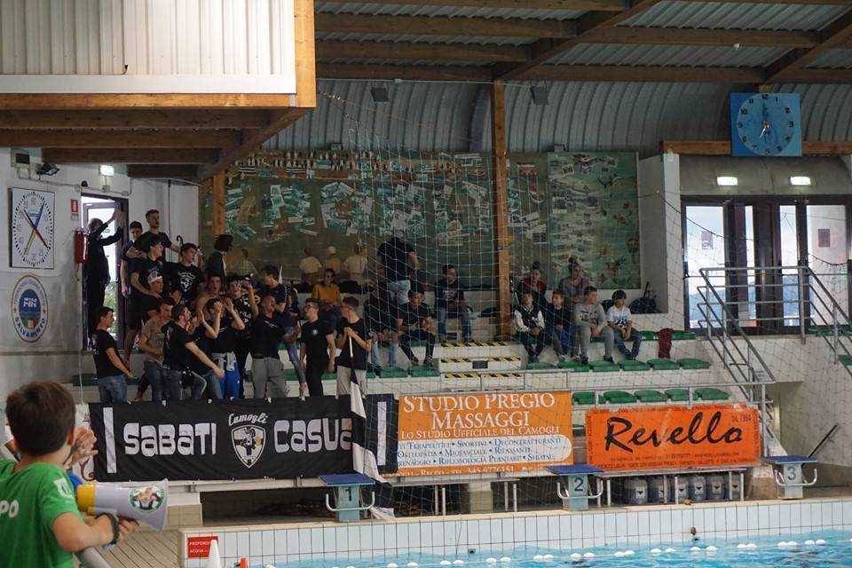 Rari Nantes Camogli vs Sportiva Sturla