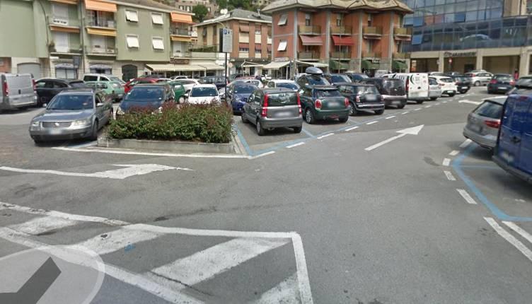 recco parcheggio