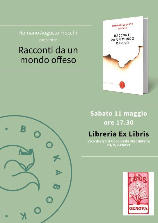 """""""Racconti da un mondo offeso"""" libro Romano Augusto Fiocchi"""