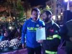 Salvini vigili del fuoco