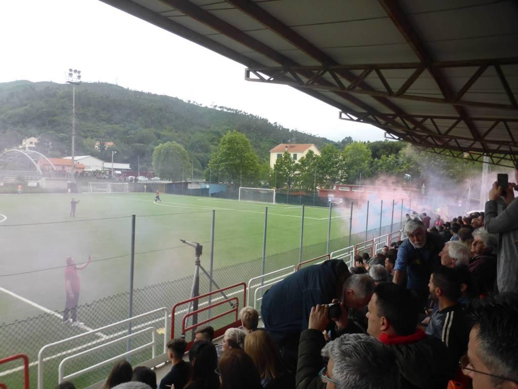 Seconda Categoria: la finale playoff tra Vadese e Olimpia Carcarese