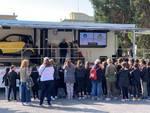 sicurezza educazione stradale truck Crash test