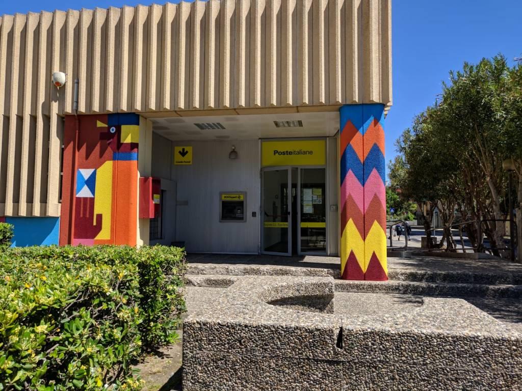 Ufficio postale poste Borghetto