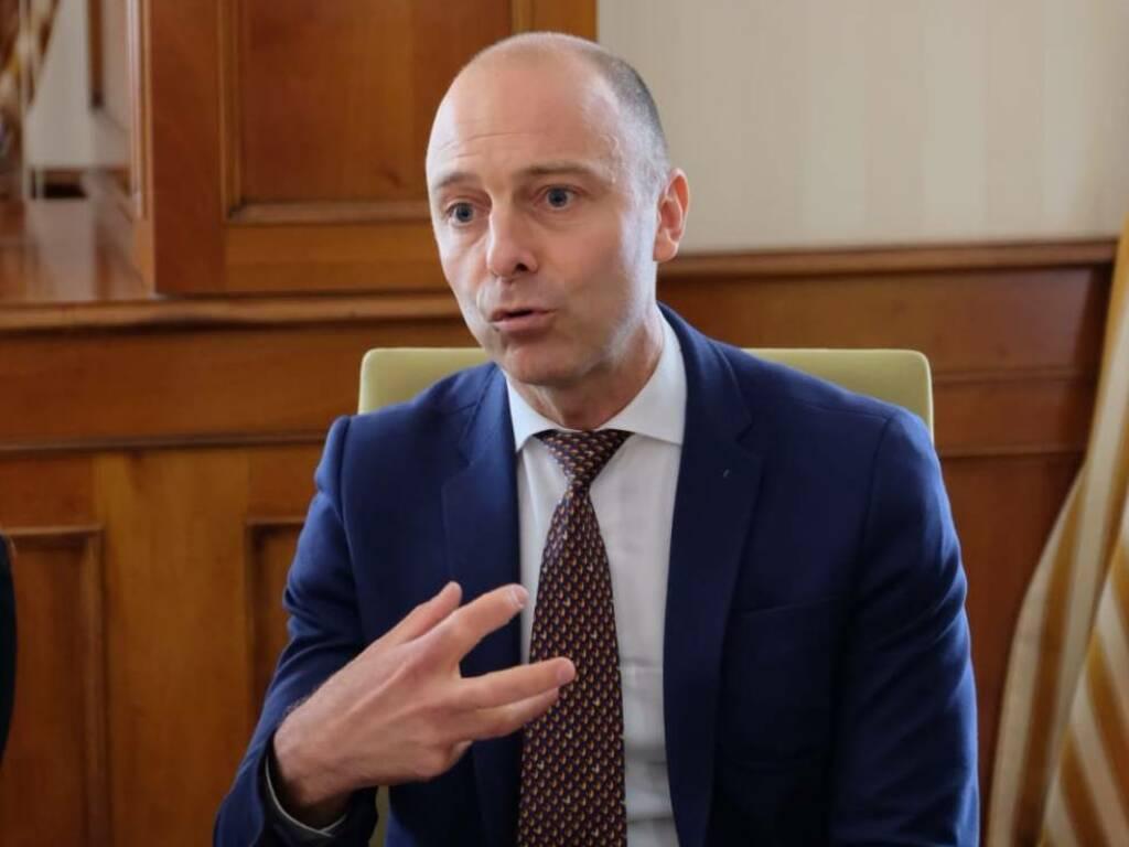 Federico Delfino Premio Fondazione De Mari 2019