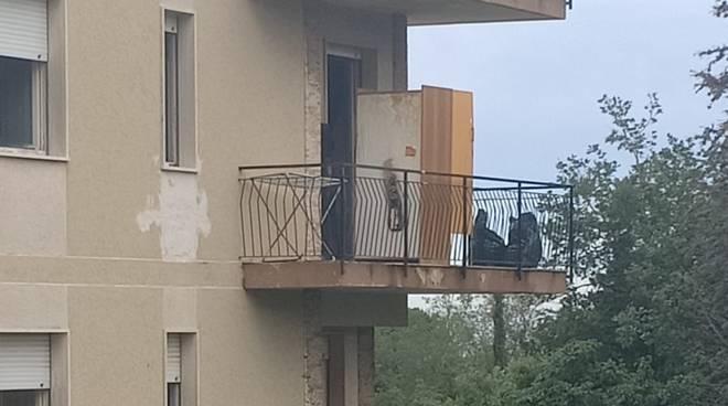 Ceriale Incendio Residenza Protetta