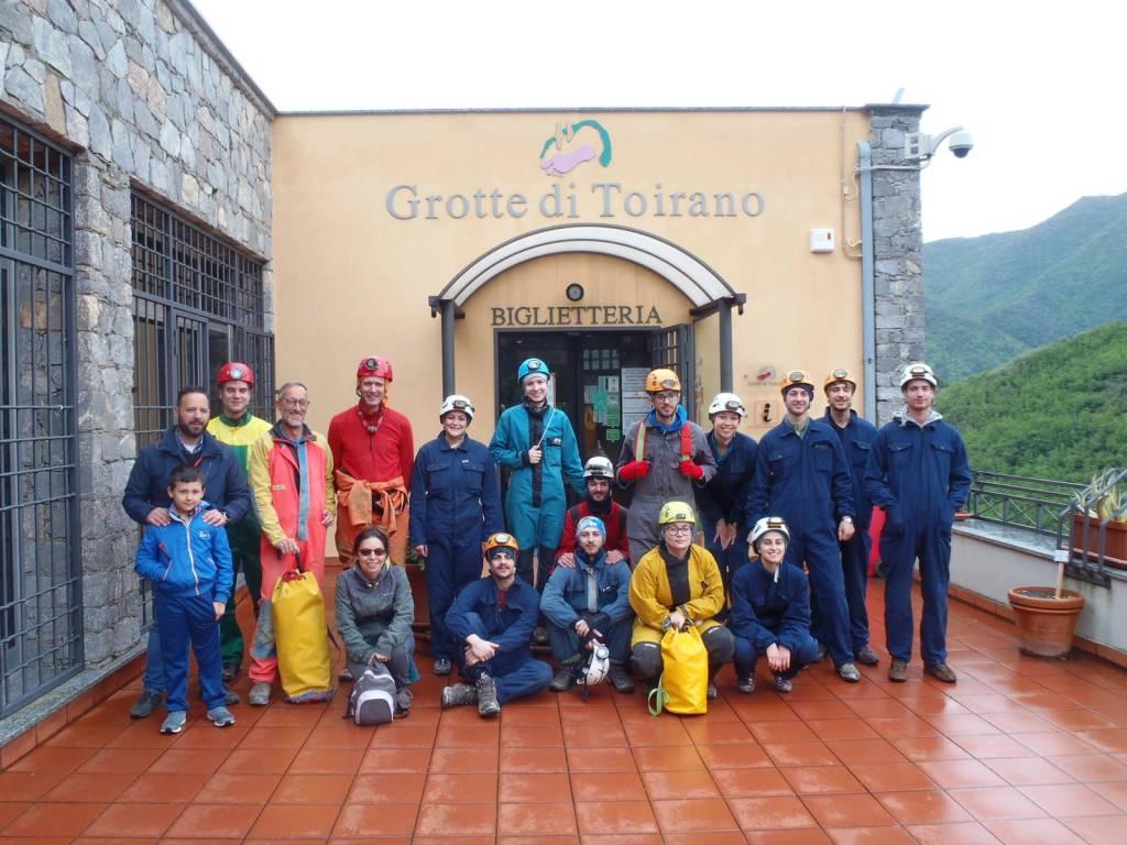 Campo Studi Grotte Toirano
