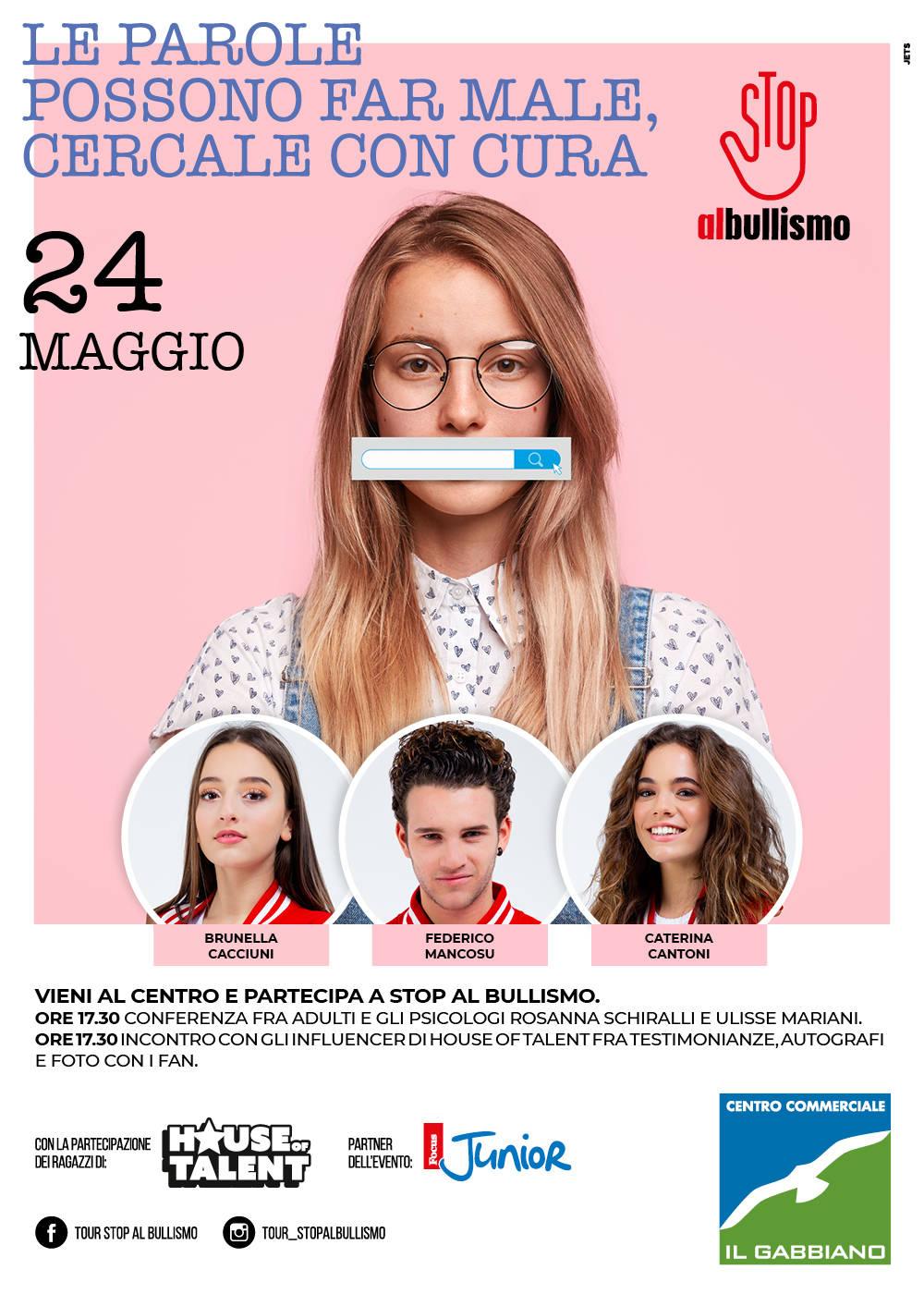 Stop Bullismo Savona