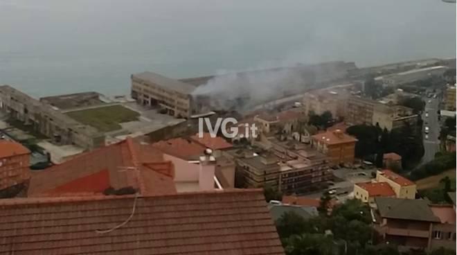 Incendio Rodriquez Pietra