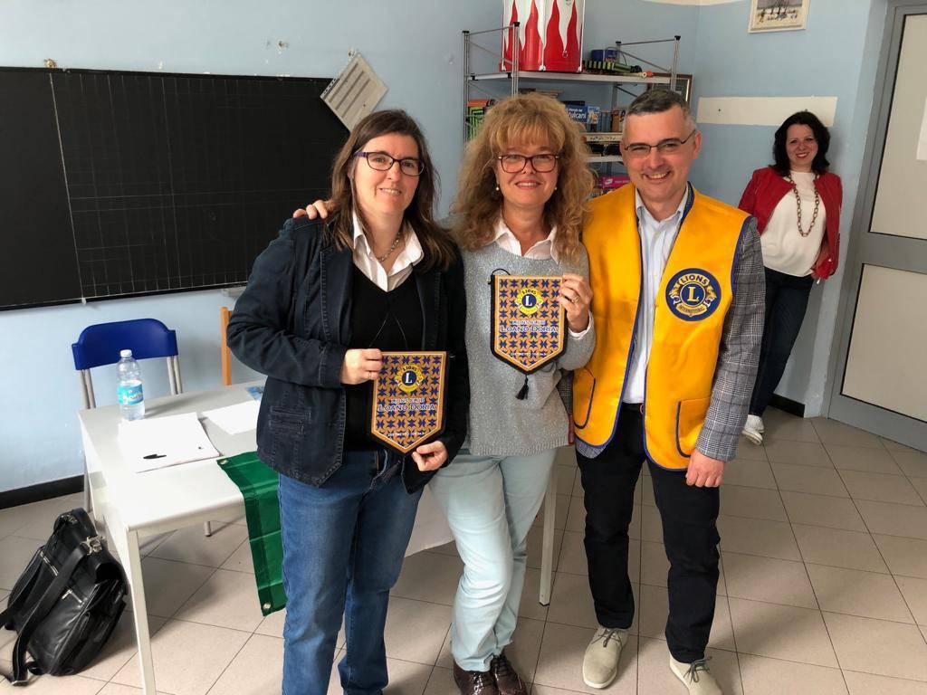 Lions Club Loano Scuole Tricolore