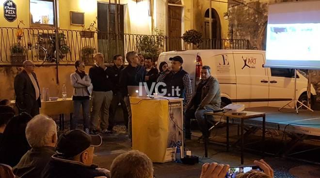 Chiusura campagna elettorale Roberto Bianco Toirano