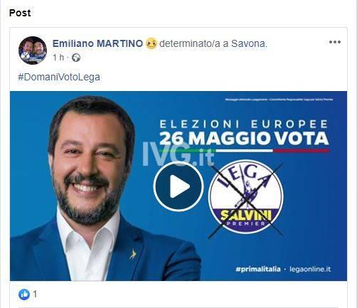 Emiliano Martino Silenzio Elettorale