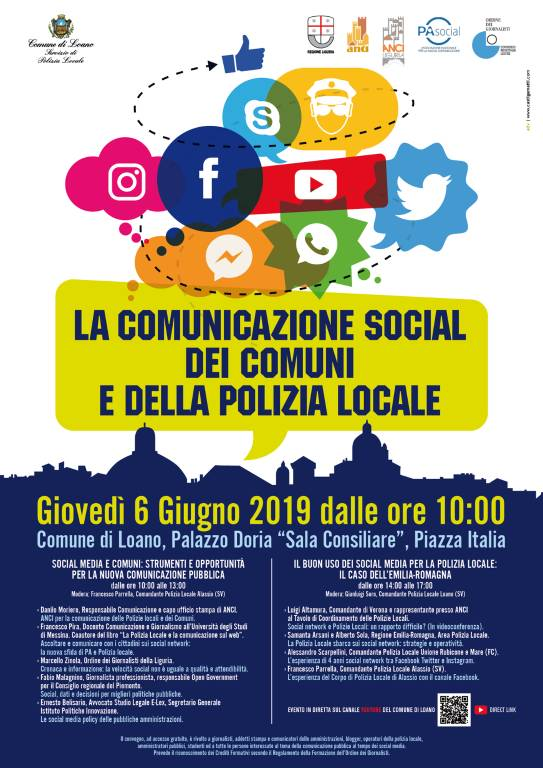 Convegno Social Media Loano