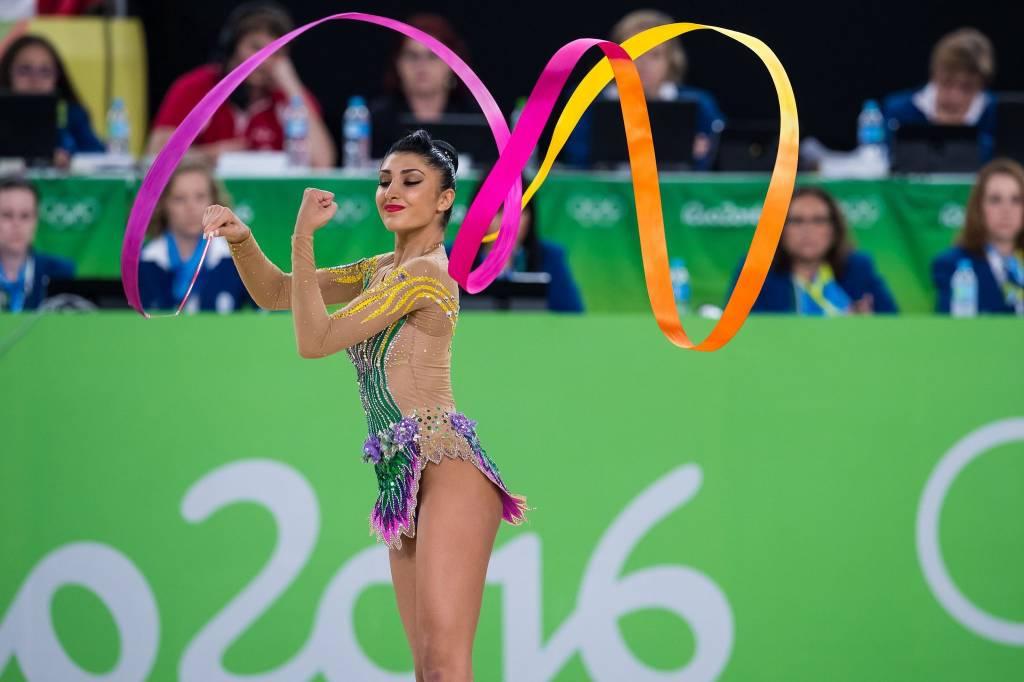 Varvara Filiou campionessa ginnastica ritmica