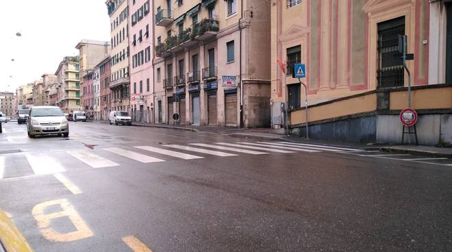 Via Sampierdarena