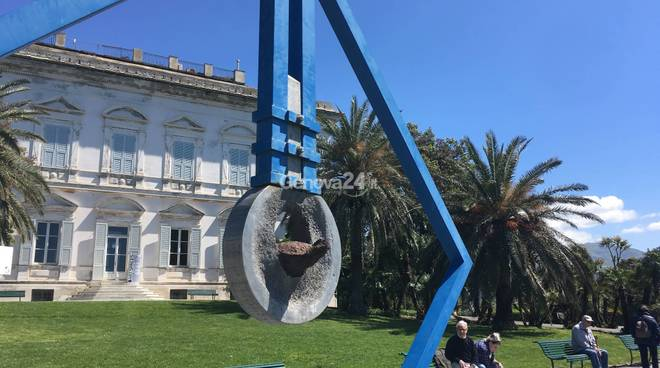 Villa Croce Museo Arte contemporanea