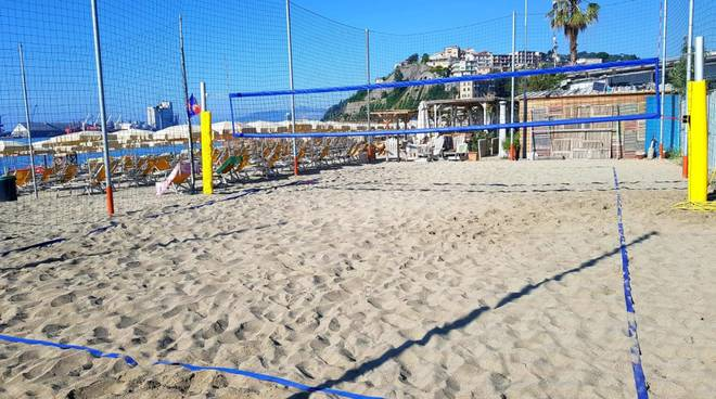 beach volley nazionale