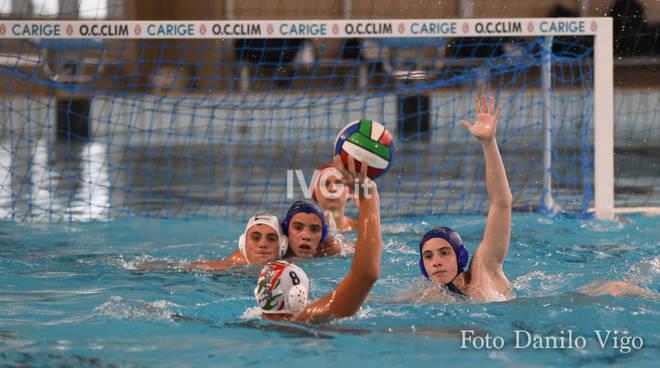 C.N. Posillipo vs Carige Savona