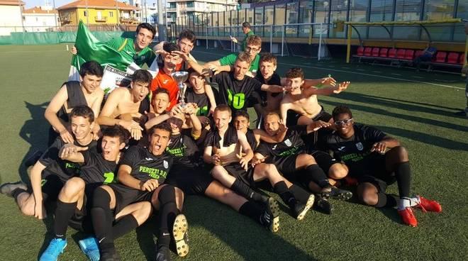 Calcio, Coppa CIttà di Alassio: gli Allievi
