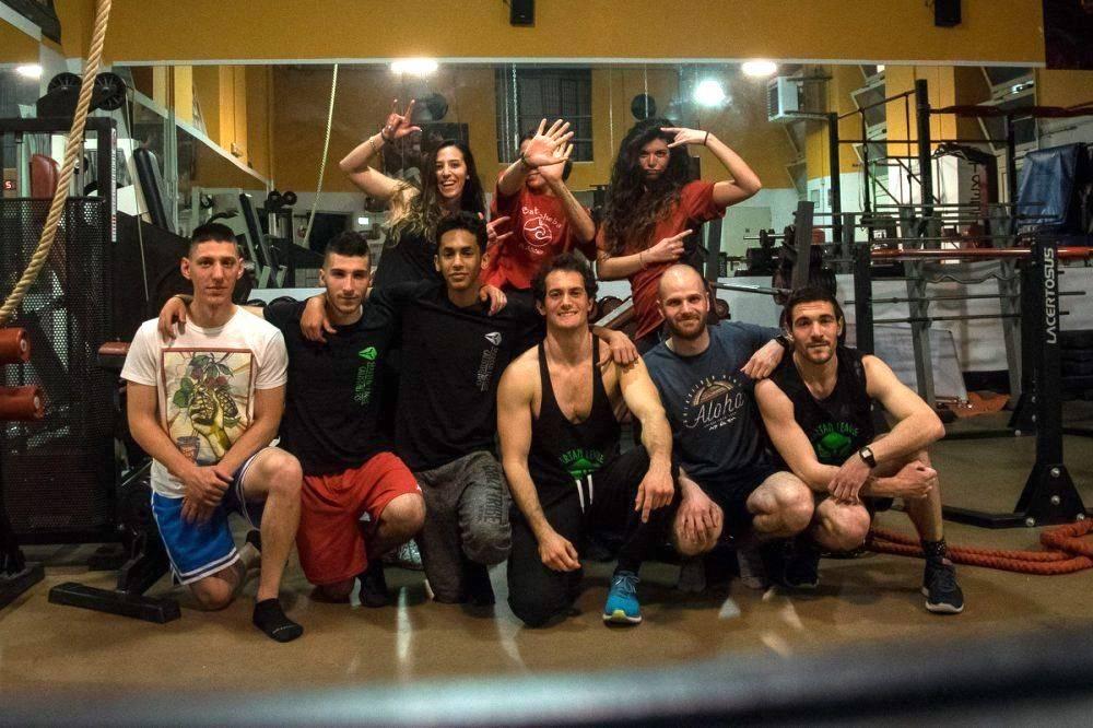 Calisthenics Spartan League Street Workout