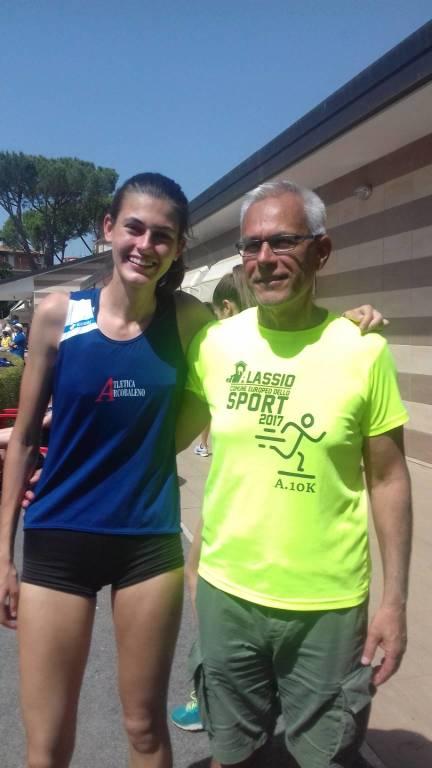 Campionati Italiani Junior Promesse Arcobeleno Savona