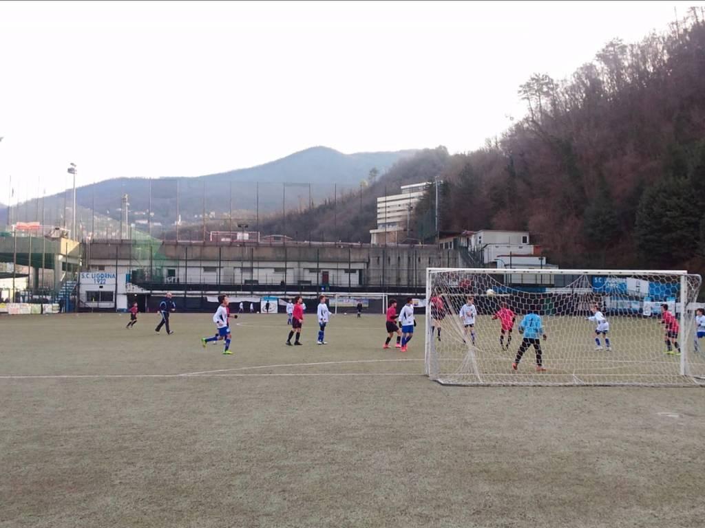 Campo calcio ligorna