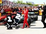 Esordio da sogno per le ragazze azzurre al Mondiale; in Formula 1 invece, polemiche a non finire tra Vettel e Hamiton