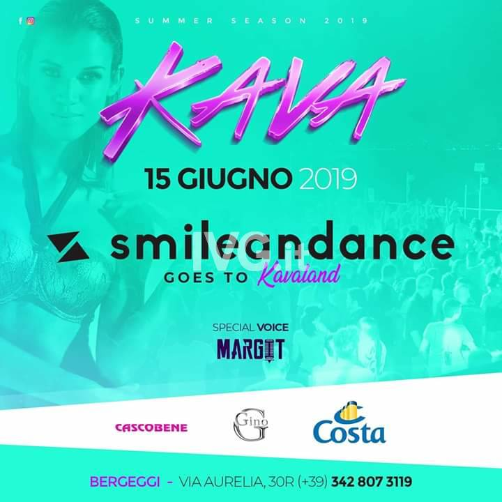 SMILEANDANCE goes to KAVALAND