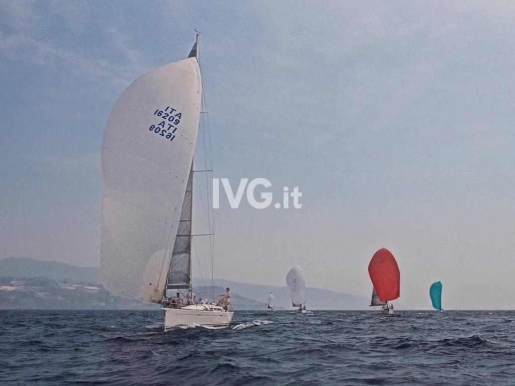 Obsession, barca savonese, si classifica al 2° posto ai Campionati europei di vela d\'altura