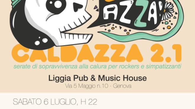 Caldazza 2.1 - concerti e dj set ai Liggia