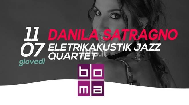 Cena in jazz al Boma di Varazze con Danila Satragno
