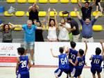 My Basket Genova Campione d\'Italia Categoria Giovanissimi