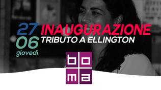 Cena in jazz al Boma di Varazze- Tributo a Ellington