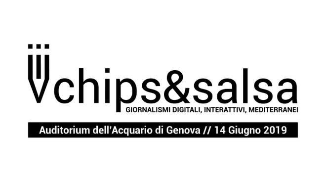 'Chips&Salsa: Giornalismi digitali, interattivi, mediterranei'