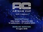 Arteam Cup 2019: sono aperte le iscrizioni al premio d\'arte nato in Liguria